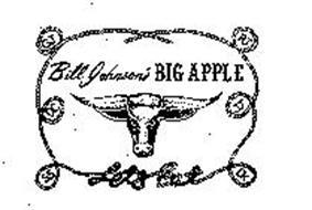 BILL JOHNSON'S BIG APPLE LETS EAT