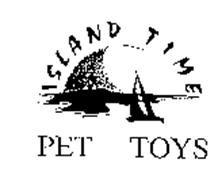 ISLAND TIME PET TOYS