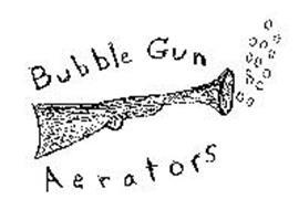 BUBBLE GUN AERATORS