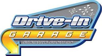 DRIVE-IN GARAGE CREATIVE CUSTOMS