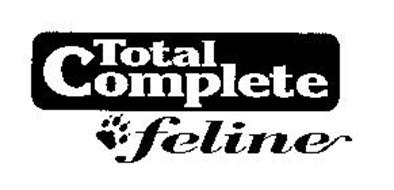TOTAL COMPLETE FELINE