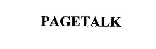 PAGETALK