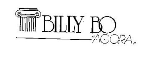 BILLY BO AGORA