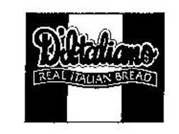 D'ITALIANO ITALIAN BREAD ENRICHED