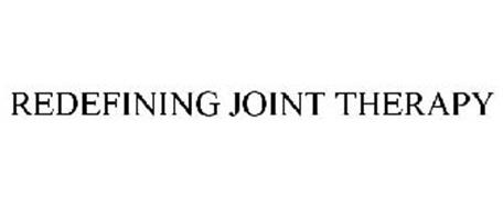 REDEFINING JOINT THERAPY