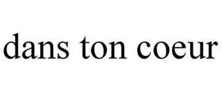 DANS TON COEUR