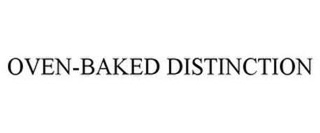 OVEN-BAKED DISTINCTION