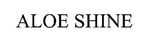 ALOE SHINE