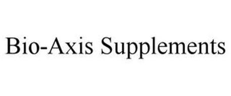 BIO-AXIS SUPPLEMENTS
