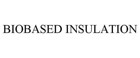 BIOBASED INSULATION