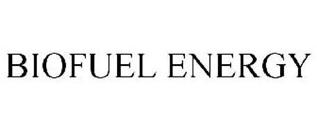 biofuel energy trademark of biofuel energy corp serial