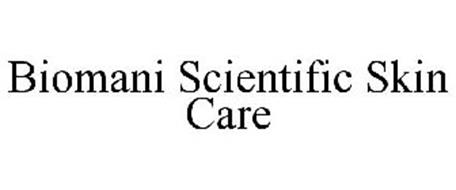 BIOMANI SCIENTIFIC SKIN CARE