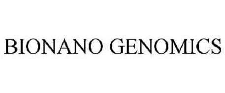 BIONANO GENOMICS