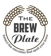THE BREW PLATE DETECT THE MICROBES THAT SPOIL YOUR BREW