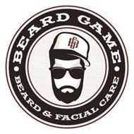 BEARD GAME BEARD & FACIAL CARE BG