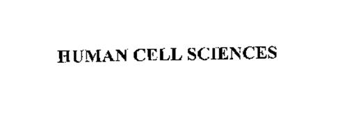 HUMAN CELL SCIENCES