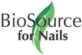 BIOSOURCE FOR NAILS