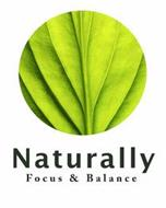 NATURALLY FOCUS & BALANCE