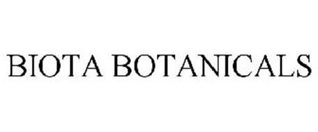 BIOTA BOTANICALS
