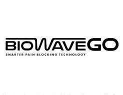 BIOWAVEGO SMARTER PAIN BLOCKING TECHNOLOGY