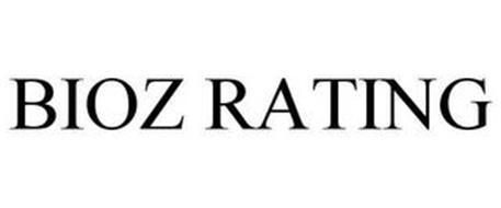 BIOZ RATING
