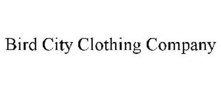 BIRD CITY CLOTHING COMPANY