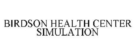 BIRDSON HEALTH CENTER SIMULATION