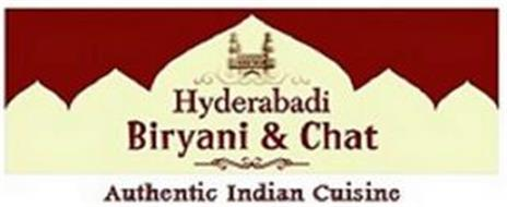 HYDERABADI BIRYANI & CHAT AUTHENTIC INDIAN CUISINE
