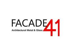 FACADE41 ARCHITECTURAL METAL & GLASS