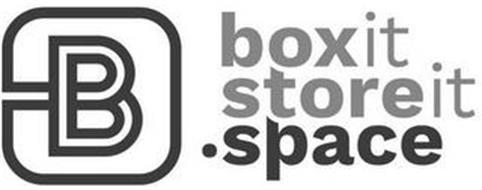 BOX IT STORE IT .SPACE B