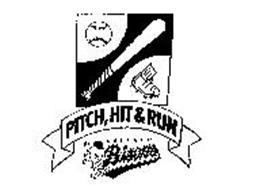 PITCH, HIT & RUN BUFFALO BISONS