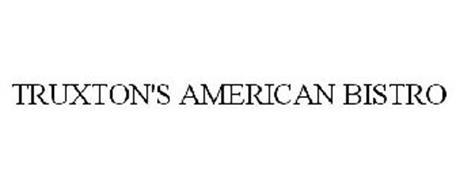 TRUXTON'S AMERICAN BISTRO