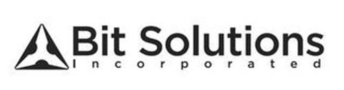 BIT SOLUTIONS INCORPORATED