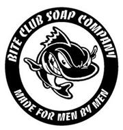 BITE CLUB SOAP COMPANY MADE FOR MEN BY MEN