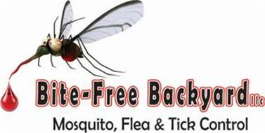 BITE-FREE BACKYARD LLC MOSQUITO, FLEA &TICK CONTROL