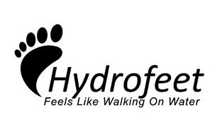 HYDROFEET FEELS LIKE WALKING ON WATER