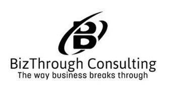 B BIZTHROUGH CONSULTING THE WAY BUSINESS BREAKS THROUGH
