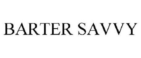 BARTER SAVVY