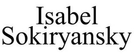 ISABEL SOKIRYANSKY