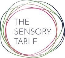 THE SENSORY TABLE