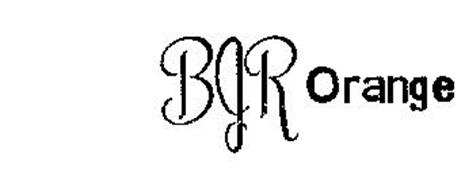 BJR ORANGE