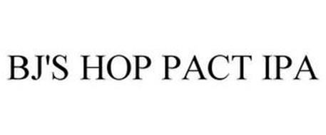 BJ'S HOP PACT IPA