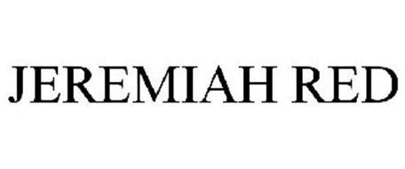 JEREMIAH RED