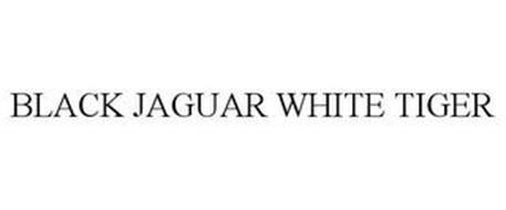BLACK JAGUAR WHITE TIGER