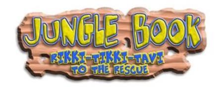 JUNGLE BOOK RIKKI-TIKKI-TAVI TO THE RESCUE
