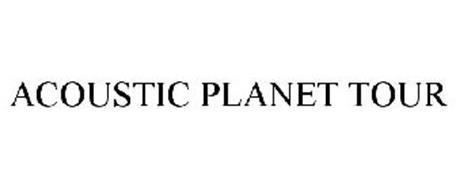 ACOUSTIC PLANET TOUR
