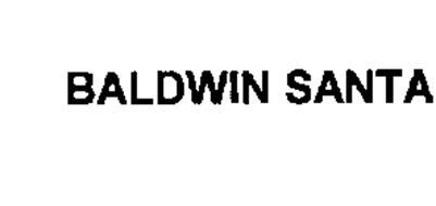 BALDWIN SANTA
