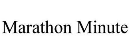 MARATHON MINUTE