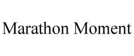 MARATHON MOMENT