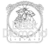 BLACK DIAMOND LEAF